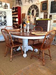 6 foot round dining table vintage round dining table best claw foot table re do s