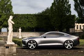 Volvo's Stunning New Concept Coupe Revives the P1800 Spirit [64 ...