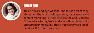 9 Of The Best Professional Bio Examples Weve Ever Seen