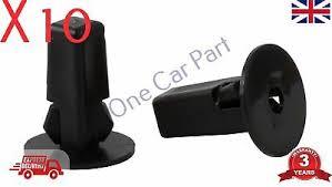 <b>10x Wheel Arch</b> Liner Clip, <b>Moulding</b> Clip, Bodywork Fastener ...