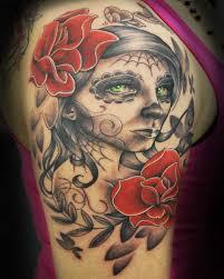 татуировки с сахарным черепом искусство татуировки татуировки