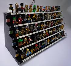 Lego Display Stands LEGO Collectable Minifigure CMF Display Stand Legos And Lego Moc 10