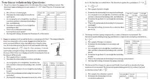 Physics Graphing Worksheet - Switchconf
