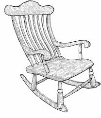 rocking chair drawing. Rocking Chair Drawing - Google Search R