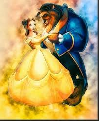 beauty and the beast 5d diy diamond painting 1 of 5 see more