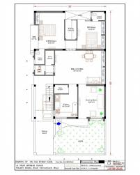 garage engaging floor plan of small house 16