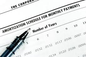 Online Amortization Tables: Loan Repayment Amortization Schedule
