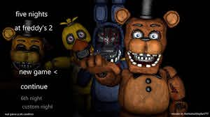 fnaf 2 remake by themanwithaplan777
