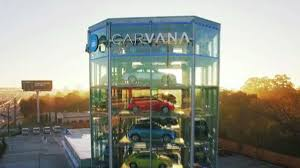 Carvana Vending Machine Atlanta Amazing Need A Car Go To A Vending Machine To Buy One Fox Business Video