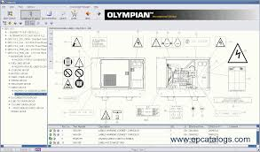 olympian spare parts catalog enlarge