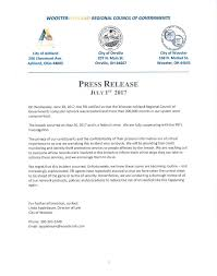 warcog press release 070117