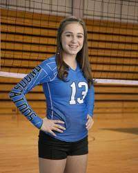 U13 Blue - 2014-2015 Regular Season - Roster - #13 - Lilly Frey -
