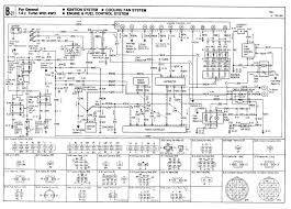 mazda astina engine diagram mazda wiring diagrams