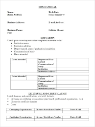 Simple Resume Example Doc. Simple Resume Examples For Freshers ...