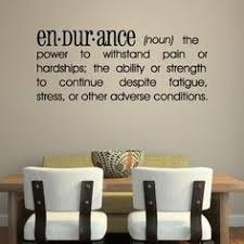 endurance vinyl wall sticker definition quote wall art transfer decal de005 kitchen wallskitchen wall decalskitchen  on kitchen wall art lettering with funny kitchen wall decals no btchin in my kitchen funny quote