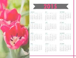 Year At A Glance Calendar 2015 Free Print Calendar 2015 Jessicalynette Com
