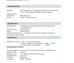 Perfect Sample Resume College Student No Work Experience Composition