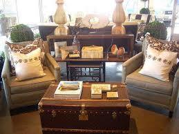 designer coffee table trunk furniture