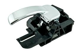 nissan genuine qashqai car inner door handle n s left lh chrome 80671jd00e 5055980151216 ebay