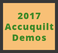 Quilt in a Day Videos & 2017 Accuquilt Demos. 2017 Block Party Series. Egg Money Quilts. How to  With Quilt in a Day Adamdwight.com