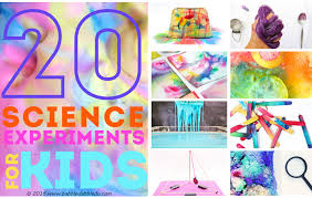 Creative Titles For Math Projects 20 Offbeat Science Experiments Your Kids Will Love