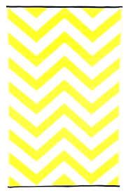 yellow chevron outdoor rug luxury