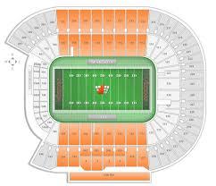 U2 Us Bank Stadium Seating Chart Minnesota Football Tcf Bank Stadium Seating Chart