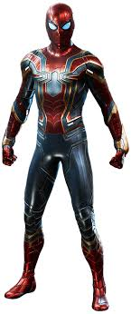 With excitement building over avengers: Iron Spider Suit Marvel S Spider Man Wiki Fandom