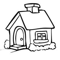 Houses Free Coloring Pages On Art Coloring Pages