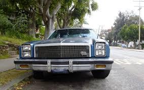 THE STREET PEEP: 1977 Chevrolet Malibu Classic Sedan