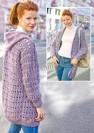 Free Crochet Jacket Patterns