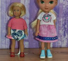 American Doll Size Chart Doll Measurements Free Doll Clothes Patterns