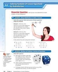 systems of linear equations explain how you did it method 2 solve for y first solve for