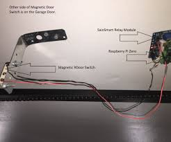 garage door switchGarage Door Opener From Smart Phone 4 Steps with Pictures