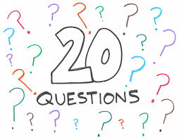 Image result for 20 questions