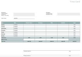 employee contact info 15 free timesheet templates employee timecard excel examples