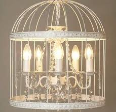 Birdcage Light Fixture Elegant 15 Collection Of Lights Fixtures Intended  For 2