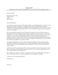 Sales Sample Cover Letter 10 Sample Cover Letter For Sales Job Proposal Sample