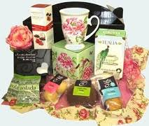 tea gift box her with treats free delivery north s auckland