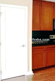 X White Bedroom Door Plain  Doors Simple Design