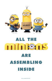 Minions Party Free Minion Movie Printable Party Decoration Pack Minions Www