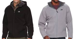 new balance jacket mens. hop on over to kohls.com where they are offering up nice deals men\u0027s jackets! plus, through november 16th, all you kohl\u0027s cardholders can save 30% off new balance jacket mens h