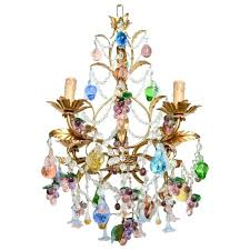 multi colored crystal chandelier medium size of vintage hand blown multi colored chandelier for at appealing multi colored crystal chandelier