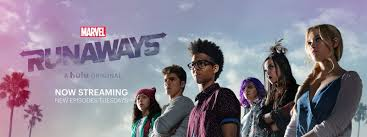 Image result for Marvels Runaways