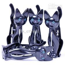 Cat Coat Rack Newly Arrived Goods White Black Cat's Clothes Pin Clothes Rack Coat 40