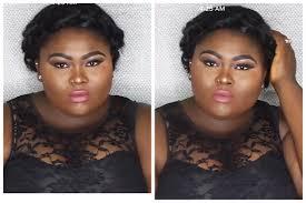 makeup for brown skin insram