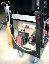 tool rolling cart metal diy wooden and the tops of storage carts could function as