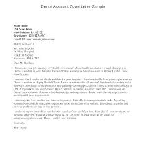 Cover Letter Examples For Medical Assistant Medical Assistant Cover Letter Samples Dew Drops