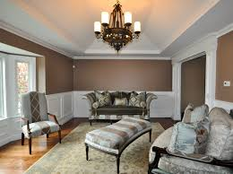 Arched Crown Moulding This Living Room Comes To Life With Millwork Recessed Panels