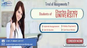 n charles darwin university cdu assignment homework help help charles darwin university assignment